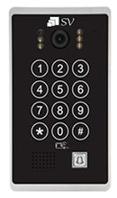 I-HDC743KP HD Door Station With Touch Keypad