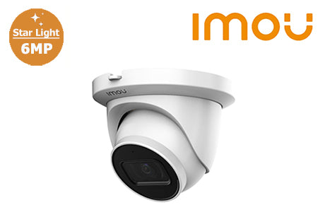 IM-IPC-T66A IMOU 6MP Starlight Network Turret Camera