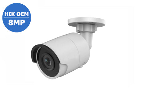 IP-8MP2083G0-I2  Hik OEM 8MP Outdoor Bullet Camera 2.8mm