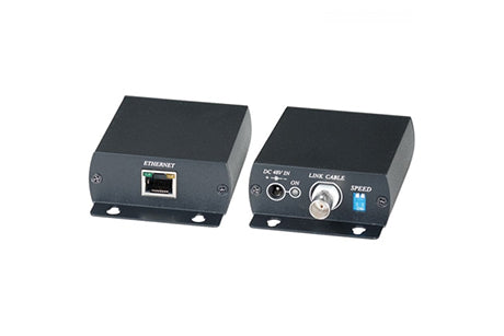 IP-IP02EP-4 (Pair)    IP Over Coaxial with Power Up to 500M
