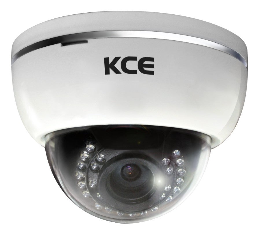 C-KCE-NDI1230D-W Dome Camera