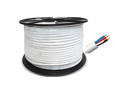 AC-SC14020-100m   4 Core Security Cable 100m Roll
