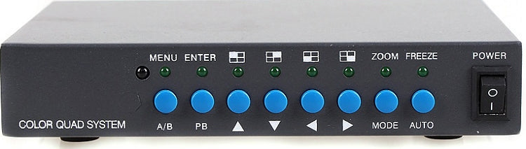 D-CQS-08 Quad Colour System