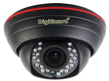 C-DG-PD2421-POE IR IP Dome Camera