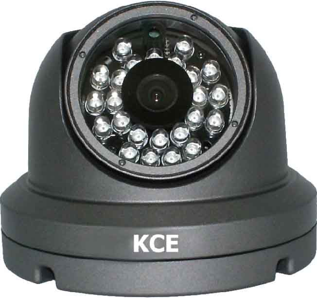 C-KCE-DTI6524-G Dome HD-SDI IR Camera