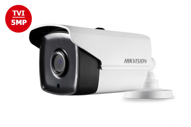 DS-2CE16H5T-IT3    Hikvision TVI  5MP Outdoor IR Bullet Camera 3.6mm