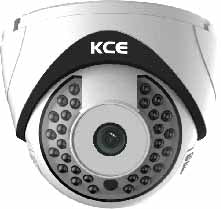 C-KCE-SDTI650 Dome HD-SDI