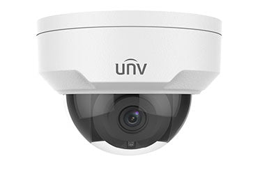 IPC325ER3-DUVPF28 UNIVIEW 5MP 2.8MM FIXED STARLIGHT Vandal Dome
