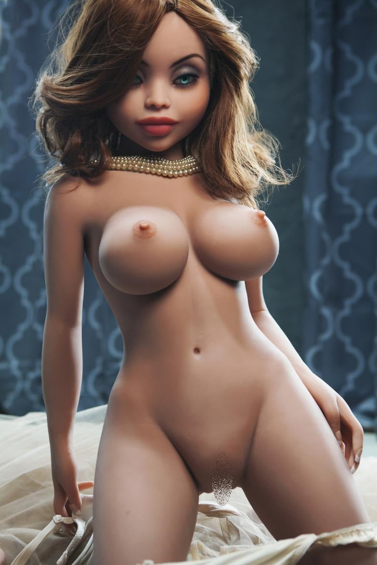 Gia: Mini Exotic Sex Doll - Dame Dolls