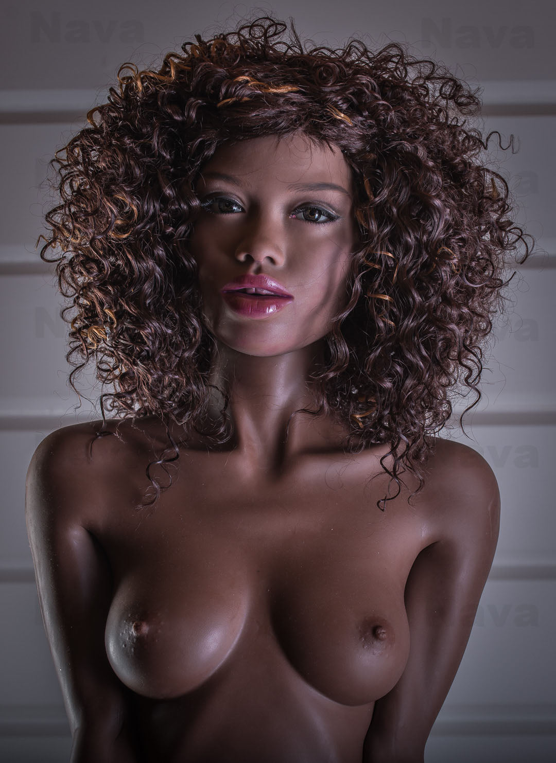 Jasmine: Beautiful Black Sex Doll - Dame Dolls