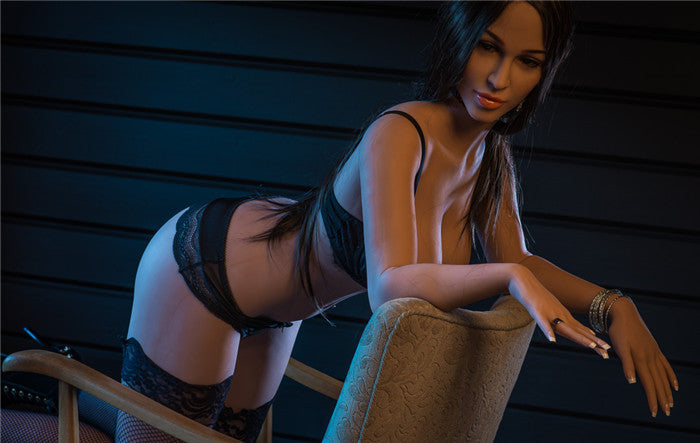 Ashley: Brunette Sex Doll - Dame Dolls