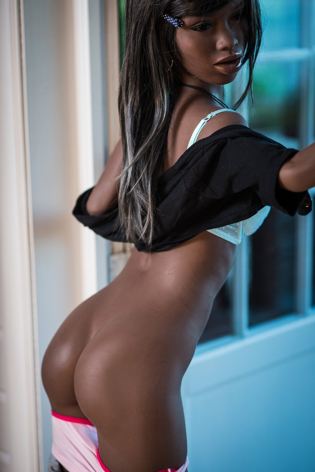 Francine: Beautiful Black Sex Doll - Dame Dolls