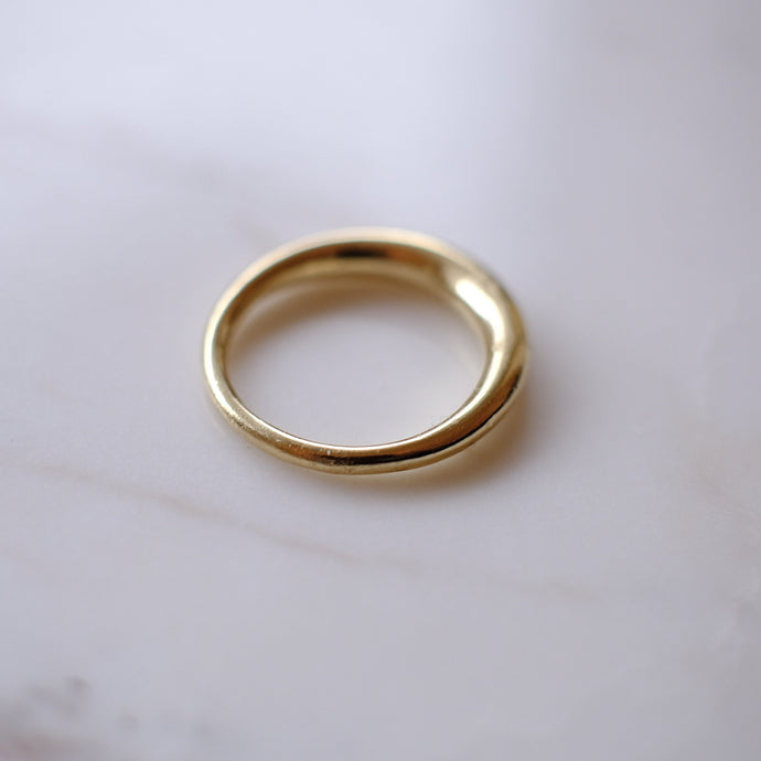 Solid Gold Vida Ring|FREEDOM COLLECTION