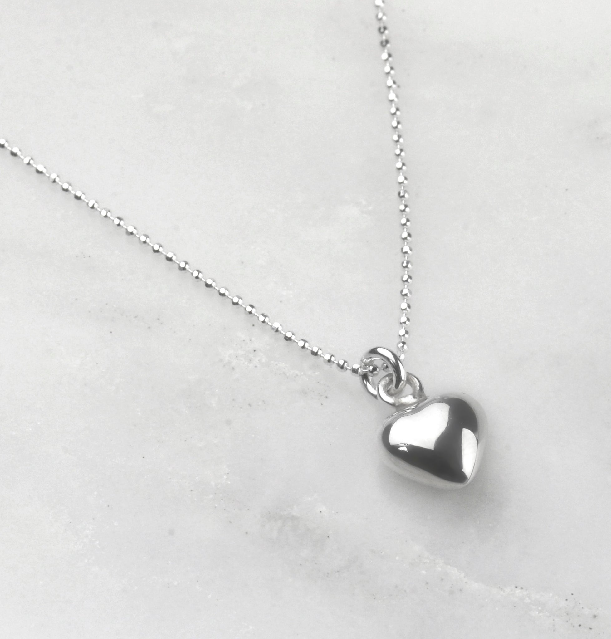 Little Heart Necklace we love mummy