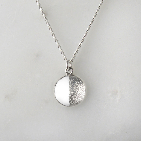 your moon necklace last quarter we love mummy