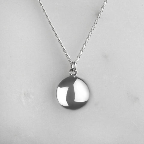 Your Moon Necklace (Full Moon)