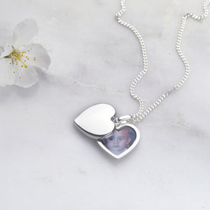 Sliding Locket Necklace
