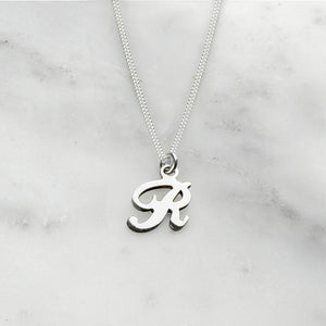 Letter Necklace (small)