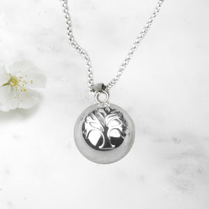 Tree of Life Pregnancy Necklace