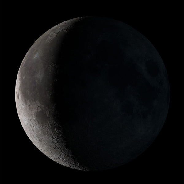 Your Moon Necklace (Waning Crescent)