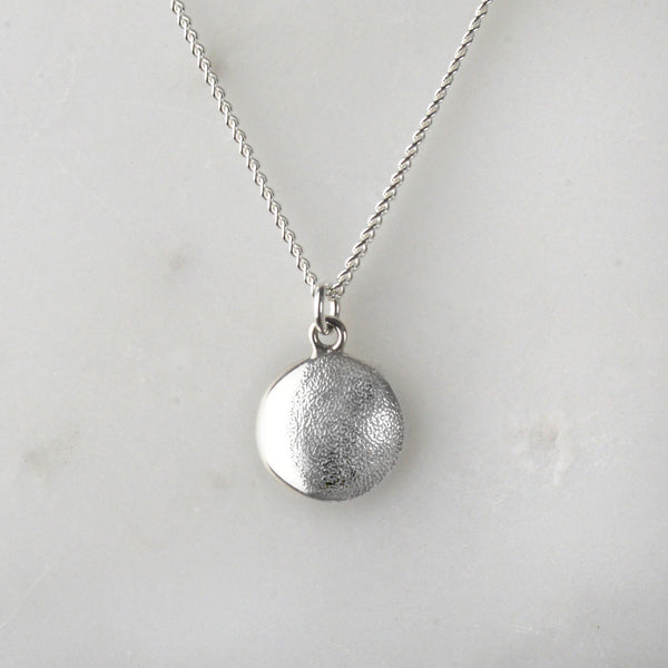your moon necklace waning crescent we love mummy