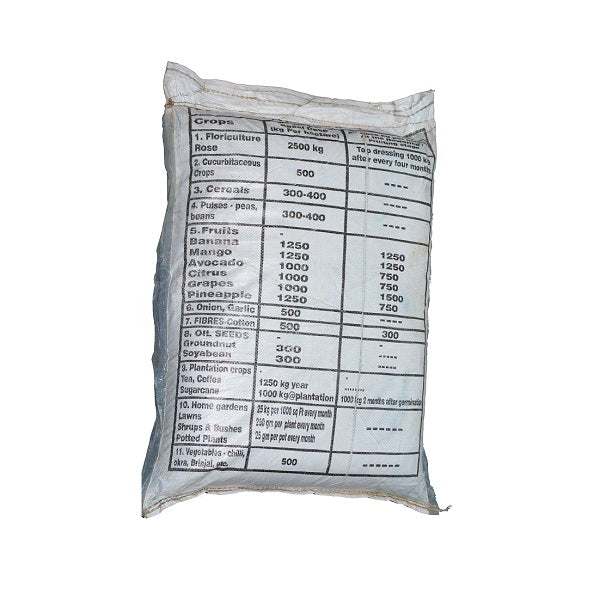 ASILEE ORGANIC SOIL CONDITIONER - 25 KGS