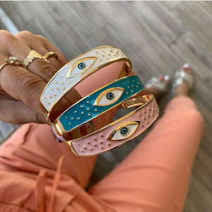 Brass gold plated bangles