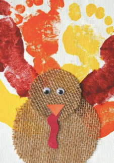 Crafts for your little turkey to remember their 1st Thanksgiving! Yay Crafternoons!