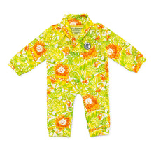 Load image into Gallery viewer, Bubsie Niles the Lion Organic Cotton Baby Boys Onesie Romper