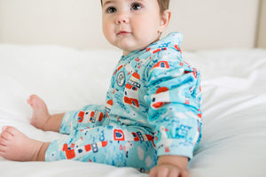 Leopold the Lighthouse Baby One-Piece
