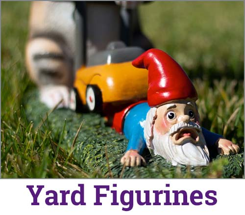 yard figurines