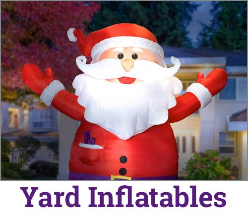 yard inflatables