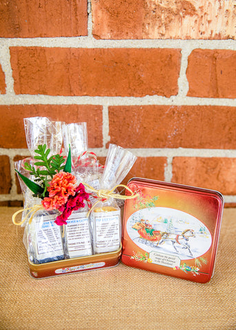 20 Mini Soap Gift Packages