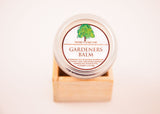 Gardener's Balm (Product All By Itself) and Helping Hands (Product By Itself is a Soap)