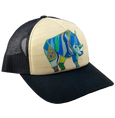 Katherine Homes White Rhino Hat | Black