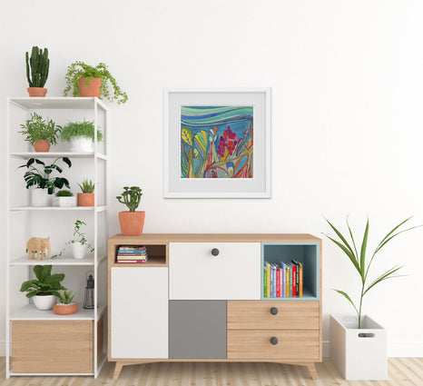 CORAL REEF PRINTS | TWO SIZES
