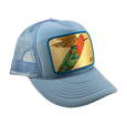 HUMMINGBIRD | TRUCKER HAT | YOUTH | BABY BLUE