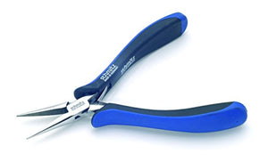 Needle Nose Pliers 5.3/4' straight, long and serrated jaws 4202HS22