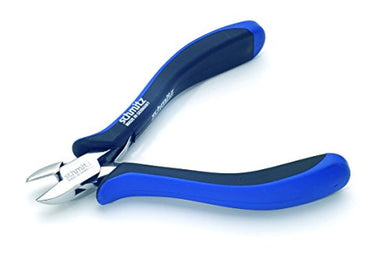 Side Cutting Pliers 5.1/2'' oval head with wire catch, strong version, with bevel 3311HS22