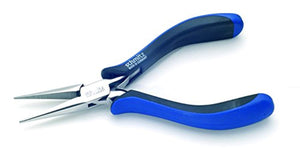 Snipe Nose Pliers 6.1/8'' straight, long, smooth jaws 4411HS22