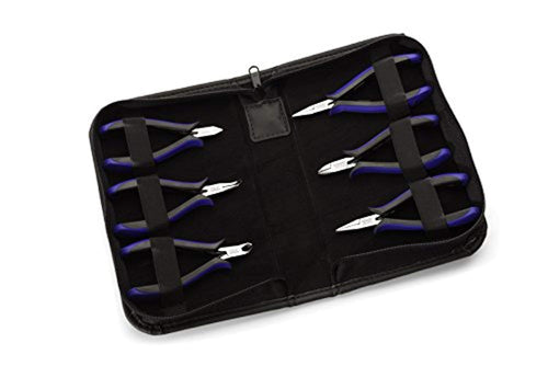 Pliers-Set  Folder up to 6 pliers - 8486 - without goods