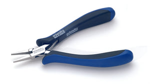 Flat Nose Pliers 5.1/4''short, very slim and tapered smooth jaws 4225HS22