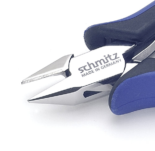 Side Cutting pliers 5'' tapered head with fine bevel 3222HS22