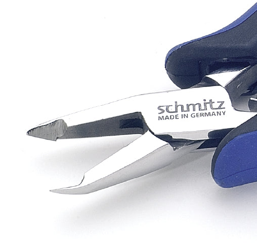 Oblique Tip Cutter 4.3/4'' slim jaws with fine bevel 3522HS22