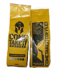 Alliance Roast (12oz) | Medium-Dark Blend