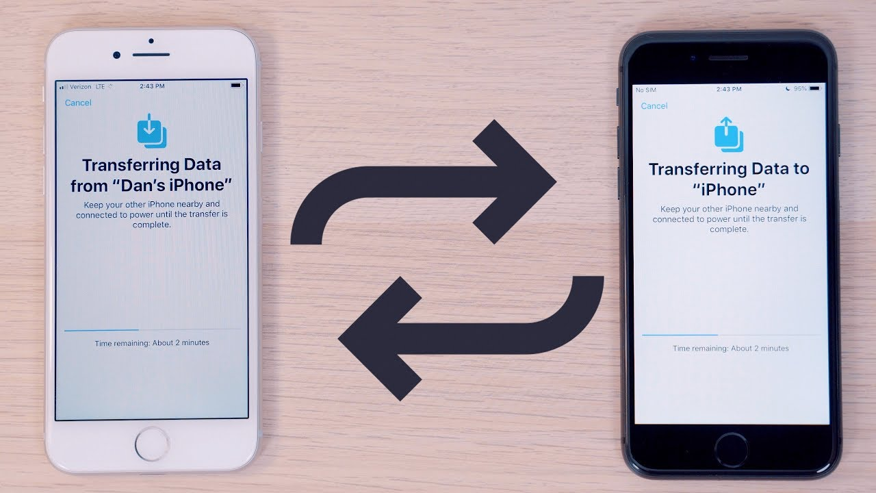 5 Ways: How to Transfer Photos from iPhone to iPhone