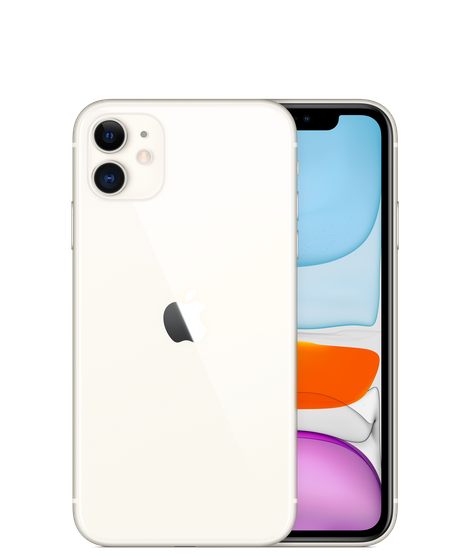 #1 White iPhone 11