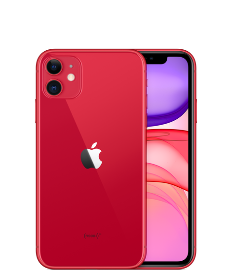 #4 Red iPhone 11