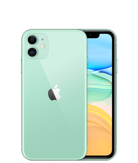 #5 Green iPhone 11