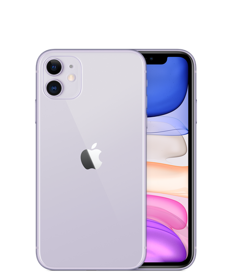 #6 Purple iPhone 11